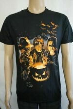 Jason, Michael Myers, and Freddy-Halloween Mens Shirt/T-Shirt
