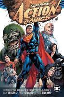 Superman Action Comics Rebirth Deluxe Coll HC Book 01 by Jurgens, Dan | Hardcove