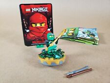 LEGO Ninjago Lloyd ZX (9574) Spinner Pack Complete Free Shipping