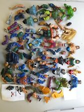 Lot 80s Vintage Masters of the Universe He-Man MOTU- Parts, see all pics,