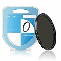 77MM Optical Glass Neutral Density ND1000 Filter for SLR DSLR Camera Lens+CASE