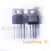 10PCS New original IRFZ44N IRFZ44NPBF TO-220 55V/49A MOS field-effect transistor