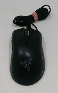 Razer Mamba Tournament Edition Gaming Mouse Wired Model RZ01-0137 Black Tested