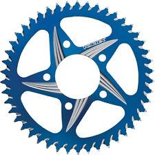 VORTEX CAT5 REAR ALUMINUM SPROCKET BLUE 47T Fits: Suzuki GSX-R1000 Yamaha FZS100