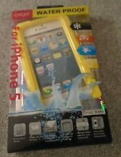 Ipega Waterproof Case For iPhone 5 -  w/ Lanyard NIP PG-i5005 Yellow