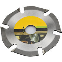 125mm 6T Circular Saw Cutter Carbide Disc Angle Grinder For Cutting Wood Plastic