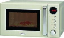 Clatronic 790 Mikrowelle mit Grill Timer 20 Liter 1050 watt beige Retro 60544773