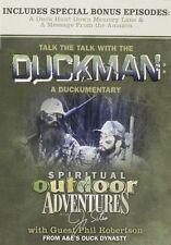 Talk The Talk with the Duckman Phil Robertson: a Duckumentary Duck Dynasty (DVD)