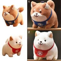 20cm Plush Doll Shiba Inu Dog Soft Stuffed Animal Girl Toy Gifts Home Decoration