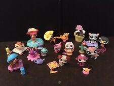 LPS Littlest Pet Shop 15-Piece Paw Set #1736-1750 Toys R Us Exclusive Multi Pack