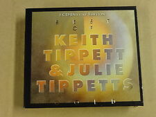 2-CD BOX / KEITH TIPPETT & JULIE TIPPETTS – THE GOLD COLLECTION