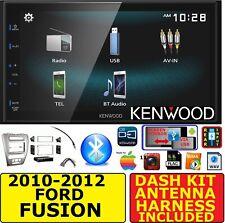 2010-12 FORD FUSION JVC-KENWOOD BLUETOOTH SCREEN MIRROR USB CAR RADIO STEREO PKG