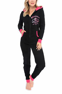 Jumpsuit Onesie Einteiler Damen hochwertig und mit Bündchen von maluuna