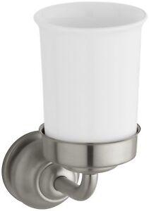 Kohler Fairfax Bathroom Tumbler Holder K-12161-BN Vibrant Brushed Nickel