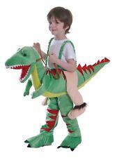 Bambini Dinosauro Costume Animale Preistorico Rettile Ragazzi Ragazze Libro Giorno Costume