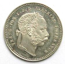 ERHALTUNG! 20 Kreuzer 1870, Franz Joseph I. (1848-1916)