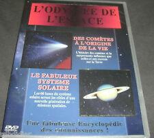 L'Odyssée de l'espace Des comètes à l'origine de la vie Le fabuleux systeme DVD