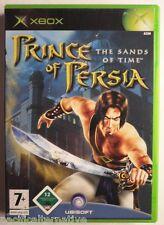 Jeu PRINCE OF PERSIA THE SANDS OF TIME sur XBOX 1 francais Les Sables du Temps