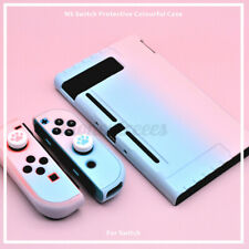 Gradient Color Shell Carry Case Protective Cover Storage Bag For Nintendo Switch