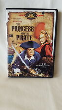 The Princess And The Pirate (DVD, 2005) MGM 1944 Movie Bob Hope