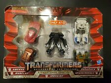 Transformers ROTF Movie Legends 5 Pack Straightaway Shootout