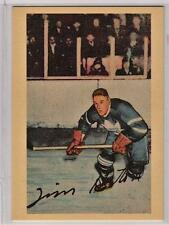Tim Horton 1952-53 Parkhurst Toronto Maple Leafs REPRINT ROOKIE Hockey Card #58