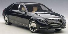 AUTOart MERCEDES MAYBACH S-KLASSE (S600) SWB (BLACK) 1:18 - 76293