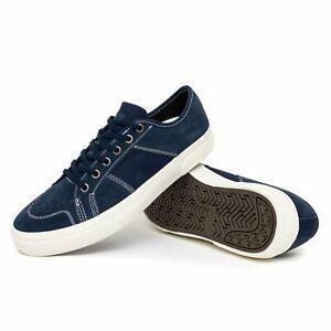 Globe Surplus Shoes - Navy/Antique White