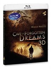 Cave of Forgotten Dreams 3D (Blu-Ray 3D/2D) - ITALIANO ORIGINALE SIGILLATO -