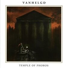 Vanhelgd - Temple Of Phobos [New CD] UK - Import