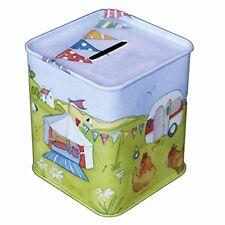 Glamping - Caravan/Camping - Emma Ball Colourful Money Box / Piggy Bank / Money