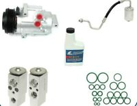 AC Compressor Kit fits Escalate Avalanche Silverado Yukon 06-09 OEM 10S17F 77377