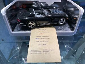 "Burago 1 18 Airbrushed Dodge Viper RT 10 ""Gorilla"""