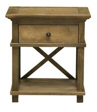 Hamptons /French Provincial bedside table
