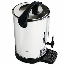 More details for new! electrical 20l commercial catering kitchen hot water boiler tea urn coffee