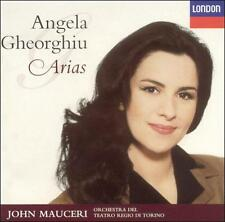 Angela Gheorghiu - Arias Audio  PROMO Debut Recording CD New Sealed