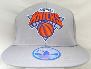 New York Knicks NBA Adidas 7&3/4 fitted cap/hat