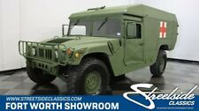 Configured as a M996 Hmmwv Armored Ambulance, 6.5L Diesel, Ready for Anything!