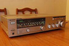 Vintage 1981 Sony str-vx2l Stereo Receiver