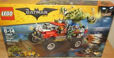 LEGO Batman Movie Killer Croc Tail-Gator 70907 NIB SEALED Zebra Man Tarantula