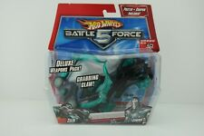 Mattel Hot Wheel Battle Force 5 Zelix Deluxe Weapons Pack Grabbing Claw