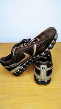 "Nike Shox Womens Running Shoes Chocolate Brown ""Size 7 "" #316584-201"