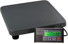 MyWeigh Paketwaage HD150 60kg / 20g Versandwaage digital Digitalwaage Plattform