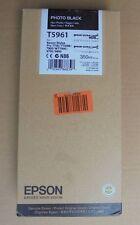 EPSON Tintenpatrone T5961 Photo Black Schwarz f. Stylus Pro 7700 7700M 7900 9700