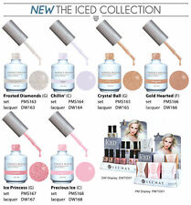 LeChat Perfect Match - Matching Gelcolor & Nail Polish  *THE ICED* Collection