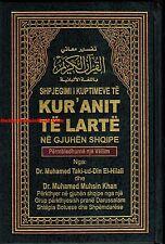 Quran in Albani Language , Arabic to Albani Translation