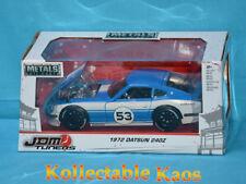 1:24 Jada - 1972 Datsun 240Z - Blue/White