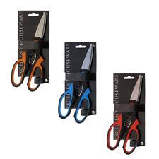 Edelstahl Küchenschere Haushaltsschere Schere mit Softgriff - 20cm - Rostfrei