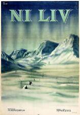 NI LIV (1957) * with switchable English and Spanish subtitles *