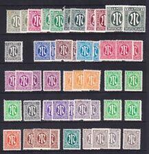 German WWII German & Colonies Postage Stamps